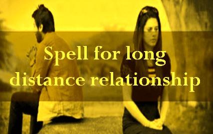 Love Spells For Long Distance Relationship