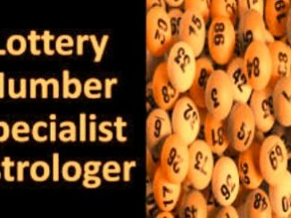 Lucky Lottery Number Specialist Astrologer