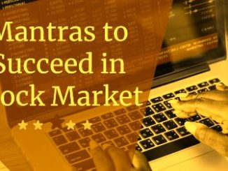Mantra For Success In Share Market